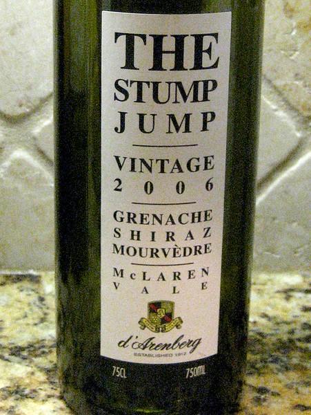 The Stump Jump 2006