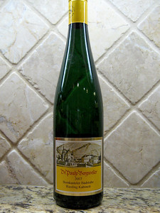Dr. Pauly Bergweiler Riesling 2007