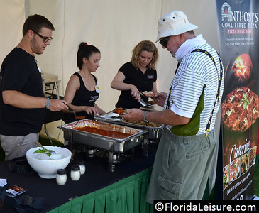 Wine & Dine on 9 - 2012 Arnold Palmer Invitational