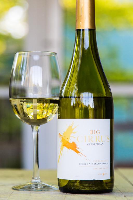 Big Cirrus Chardonnay, 2014