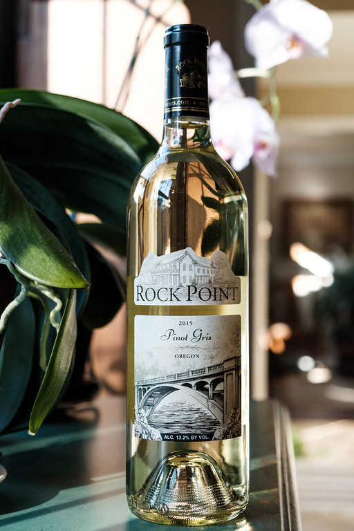 Rock Point Pinot Gris 2015