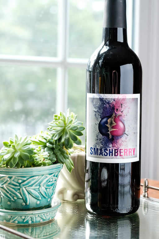 Smashberry Red Wine 2013