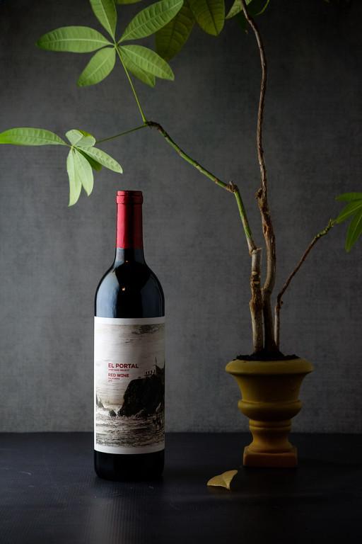 El Portal Red Wine