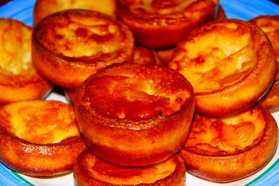 Yorkshire Puddings, homemade  26/12/13