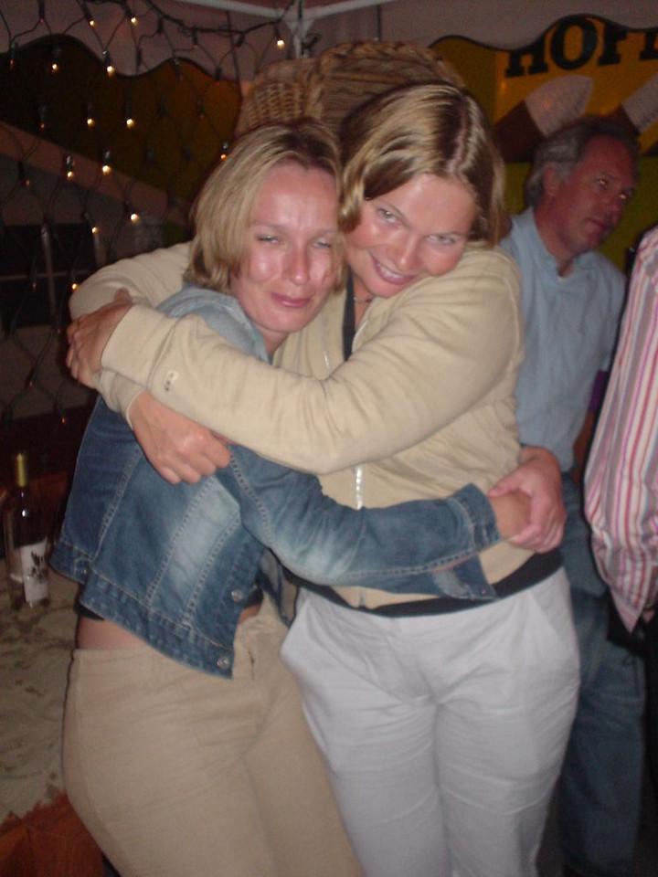 Petra and Antonique