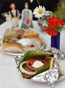 The gyro and Greek pastries from Holy Trinity St. John the Theologian Greek Orthodox Church in Jackon will be one of the main attractions at GreekFest.