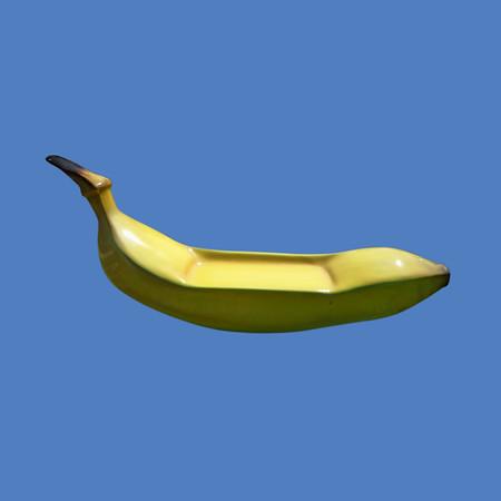 Banana Bench, 7'L #6122