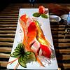 Sushi, Sashimi Plate