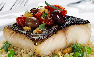 Black Cod for sales promotion