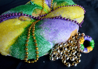 King Cake is one of the sesasonal favorites at Broad Street Bakery in Jackson.