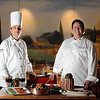 Chef Michael Laurenza  and  Executive Chef Edward Batten