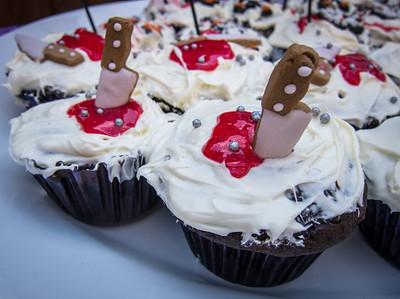 Slice & Dice Cupcakes