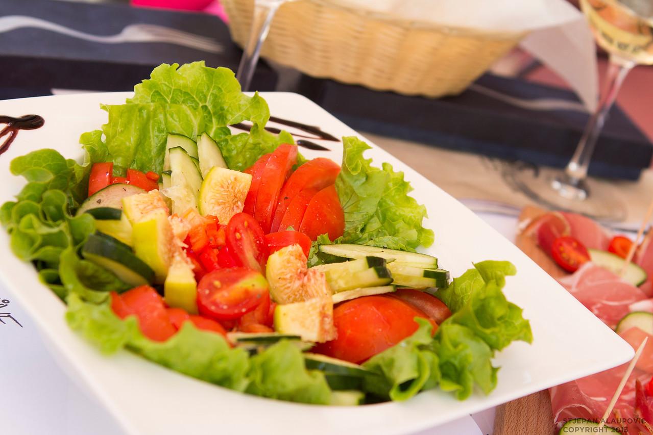 Croatian Fig Salad