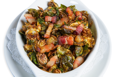 Pancetta Brussels Sprouts, Client - Bellini NYC, Upper West Side, NY