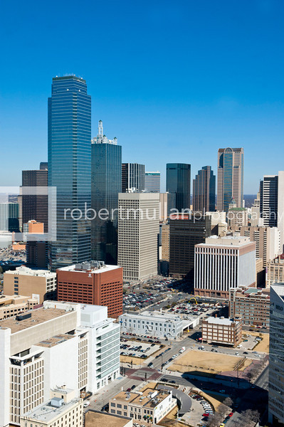 Skyline, Dallas, Texas
