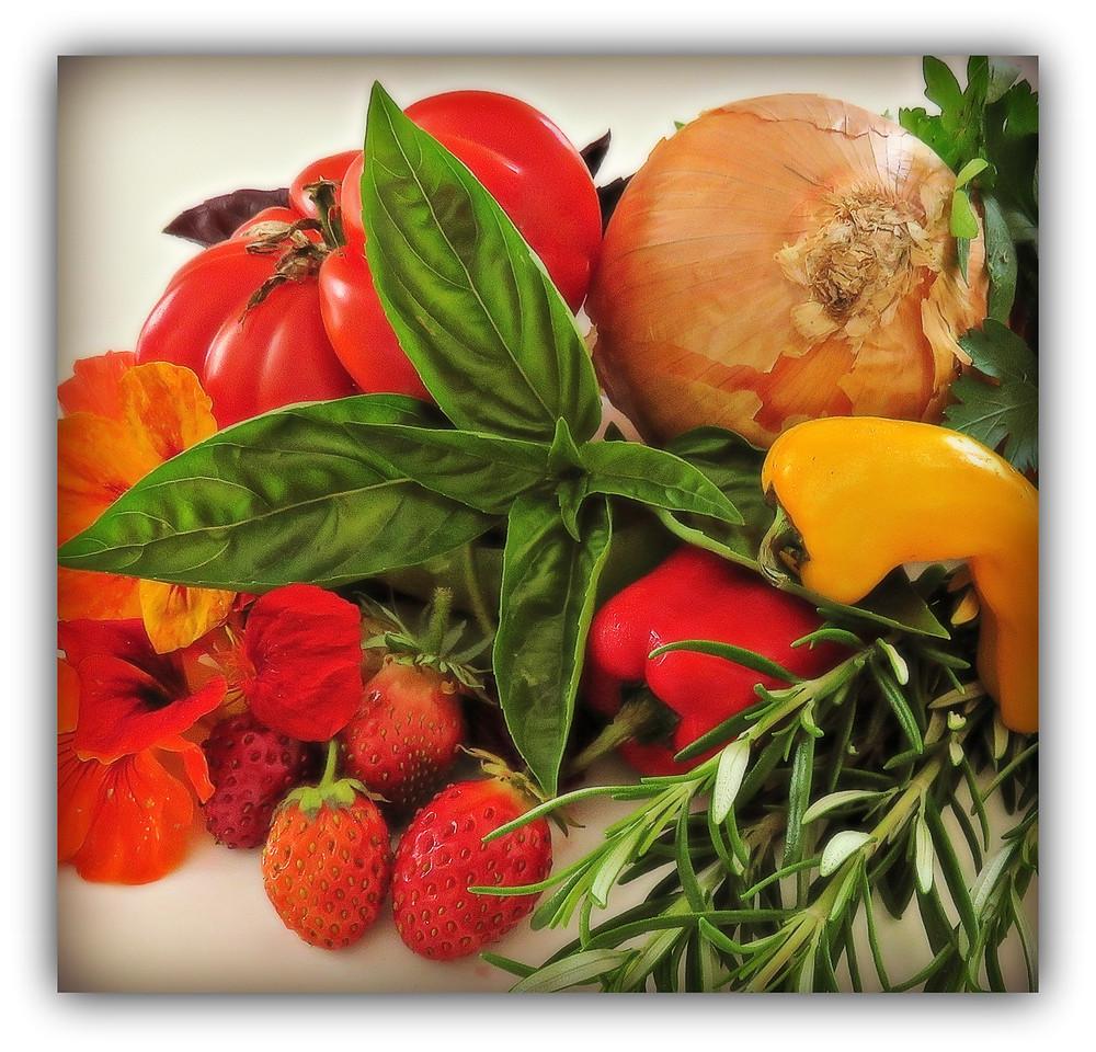 Garden Gleanings