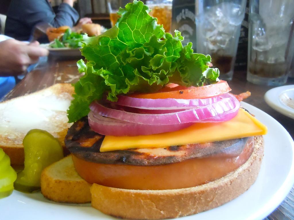 Fried Baloney Sandwich!