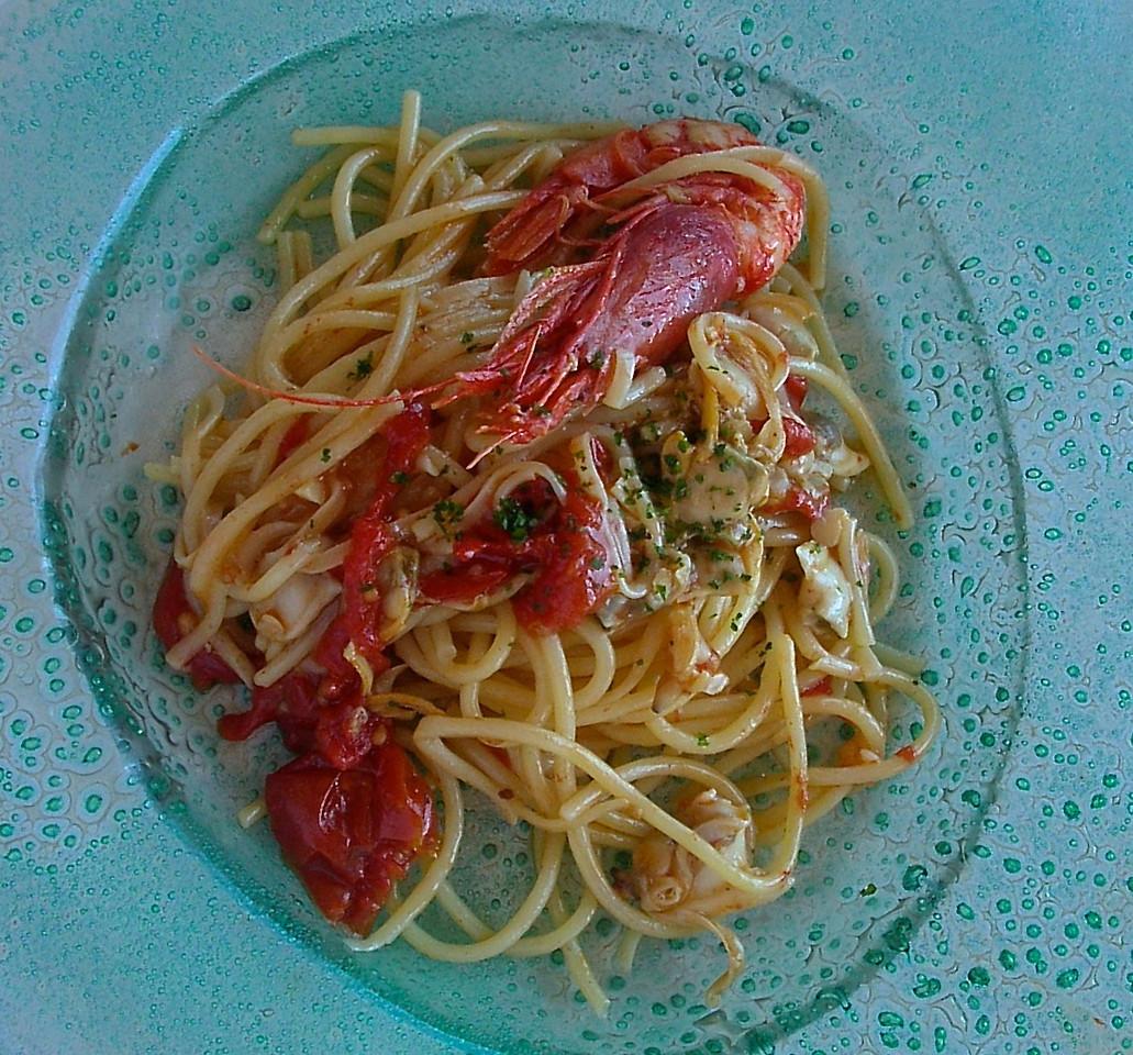Amalfi Shellfish & Pasta