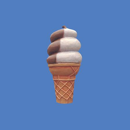 Swirl Cone, 8'H  #6045