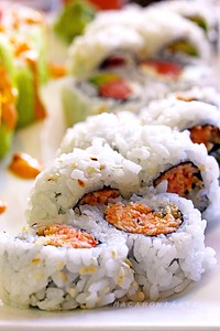 Spicy Crab Roll