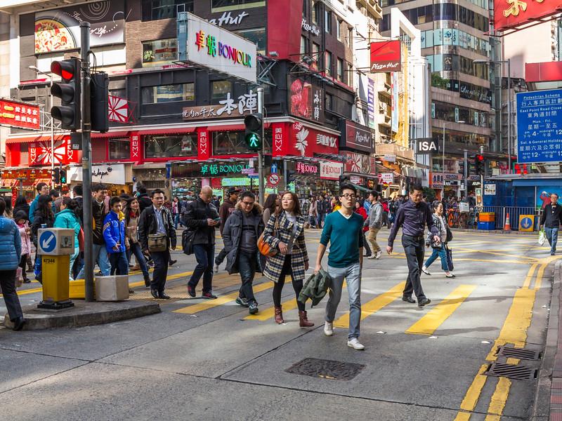 Causeway Bay, Hong Kong