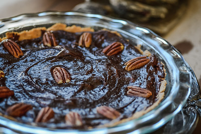 Heather Dane's Chocolate Pecan Pie