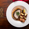 Nadav Soroker/Times-Georgian<br /> <br /> Pork Tenderloin Wellington and roasted potatoes, on Thursday, September 13, 2018.