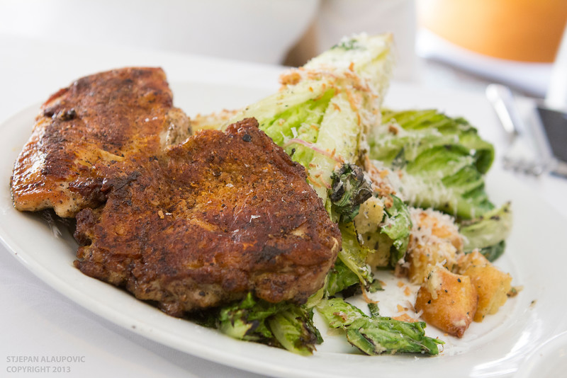 Green House Tavern Ceaser Salad