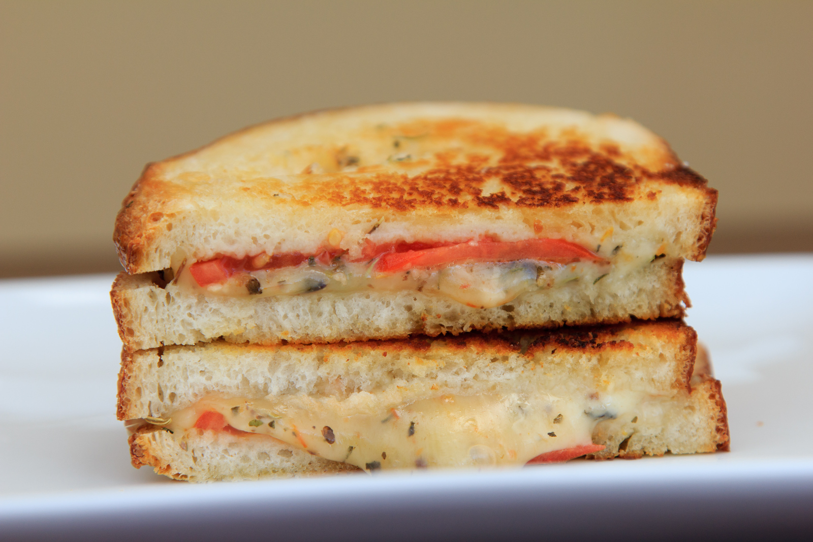 Summer Sunday Grilled Cheese
