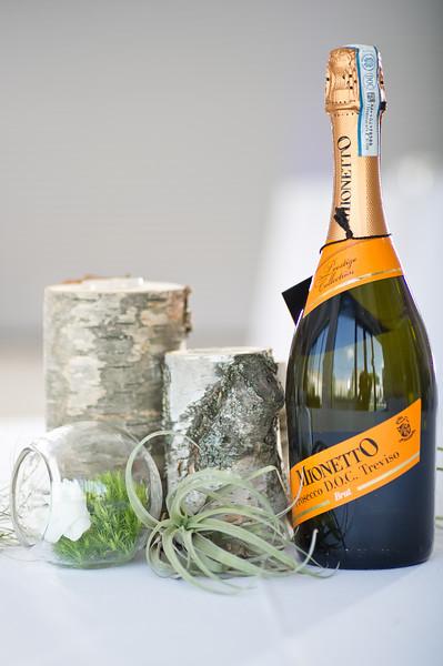 Champagne Detail