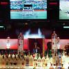 Choice of Vodka at a Sports Bar