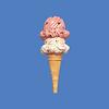Double Cone, 11'H  #6044