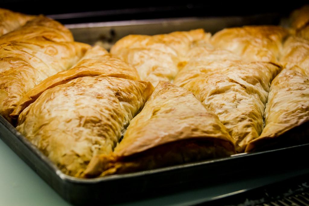 Poseidon Bakery Spanakopita