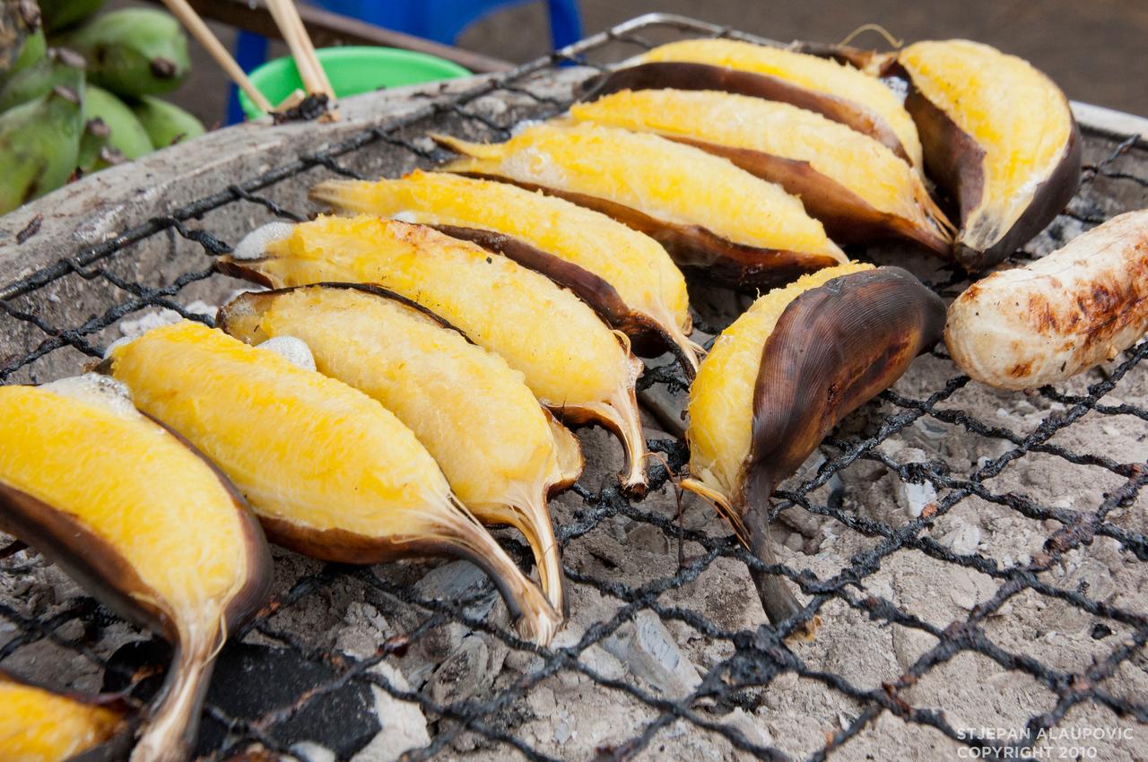 Street Fried Bananas