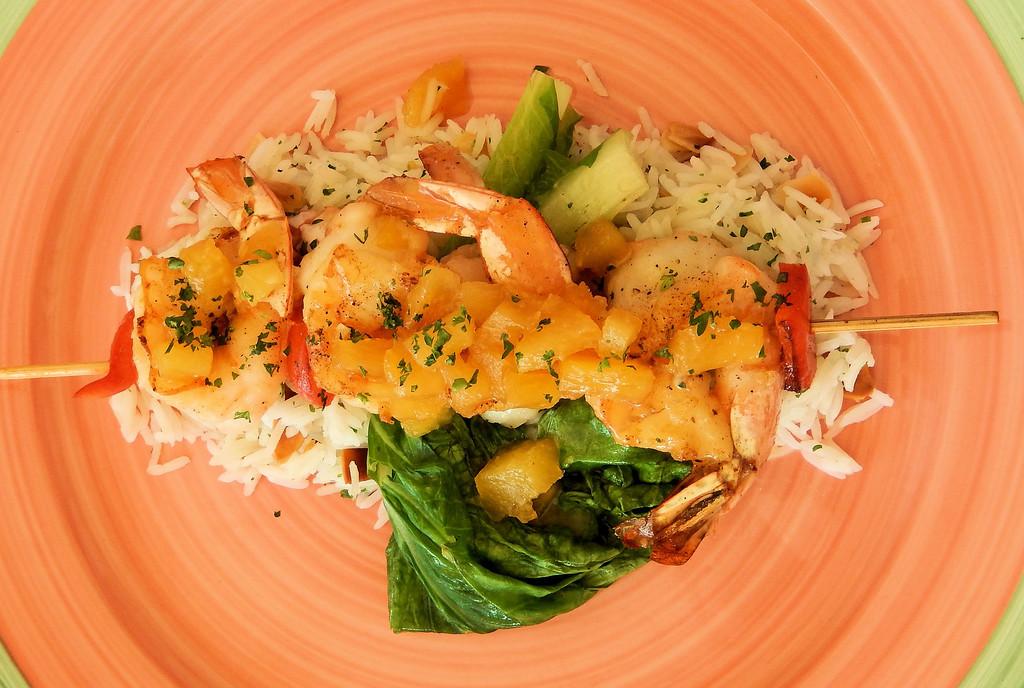Caribbean Lunch