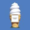 Swirl Cone, 15'H  #6047