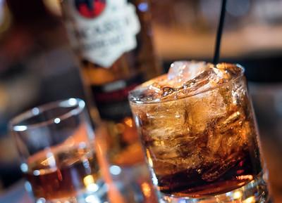 Bacardi Rum & Coke