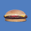 Cheeseburger, 8' Diameter  #6018<br /> Cheeseburger, 12' Diameter  #6019