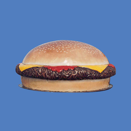 Cheeseburger, 8' Diameter  #6018<br /> Cheeseburger, 12' Diameter  #6019