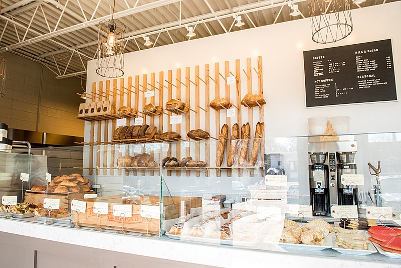 Yellow Dog Bread Company in Raleigh, North Carolina
