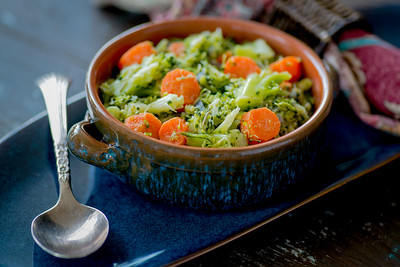 Sweet and Savory Vegetable Saute