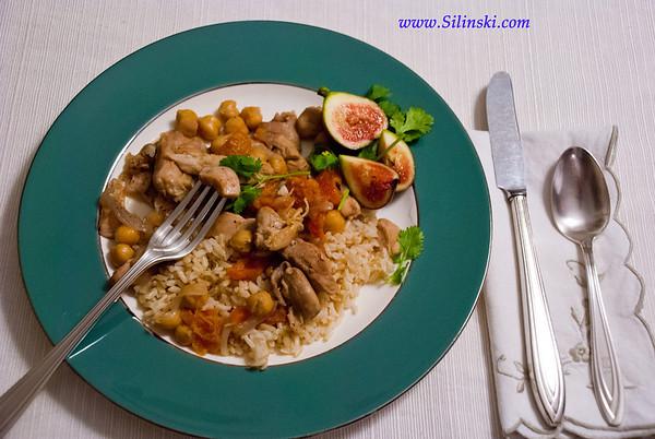 Morrocan Chicken by Tish