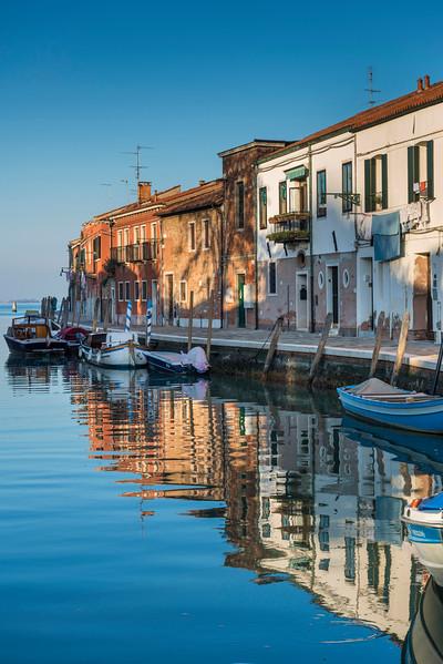 Island of Murano, near Venice, Italy