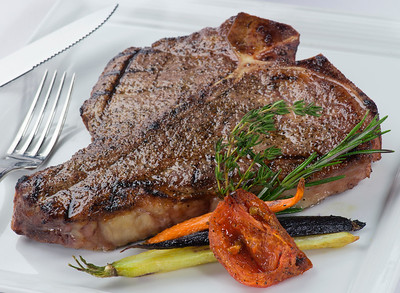 T-Bone Steak - Chicago Steakhouse