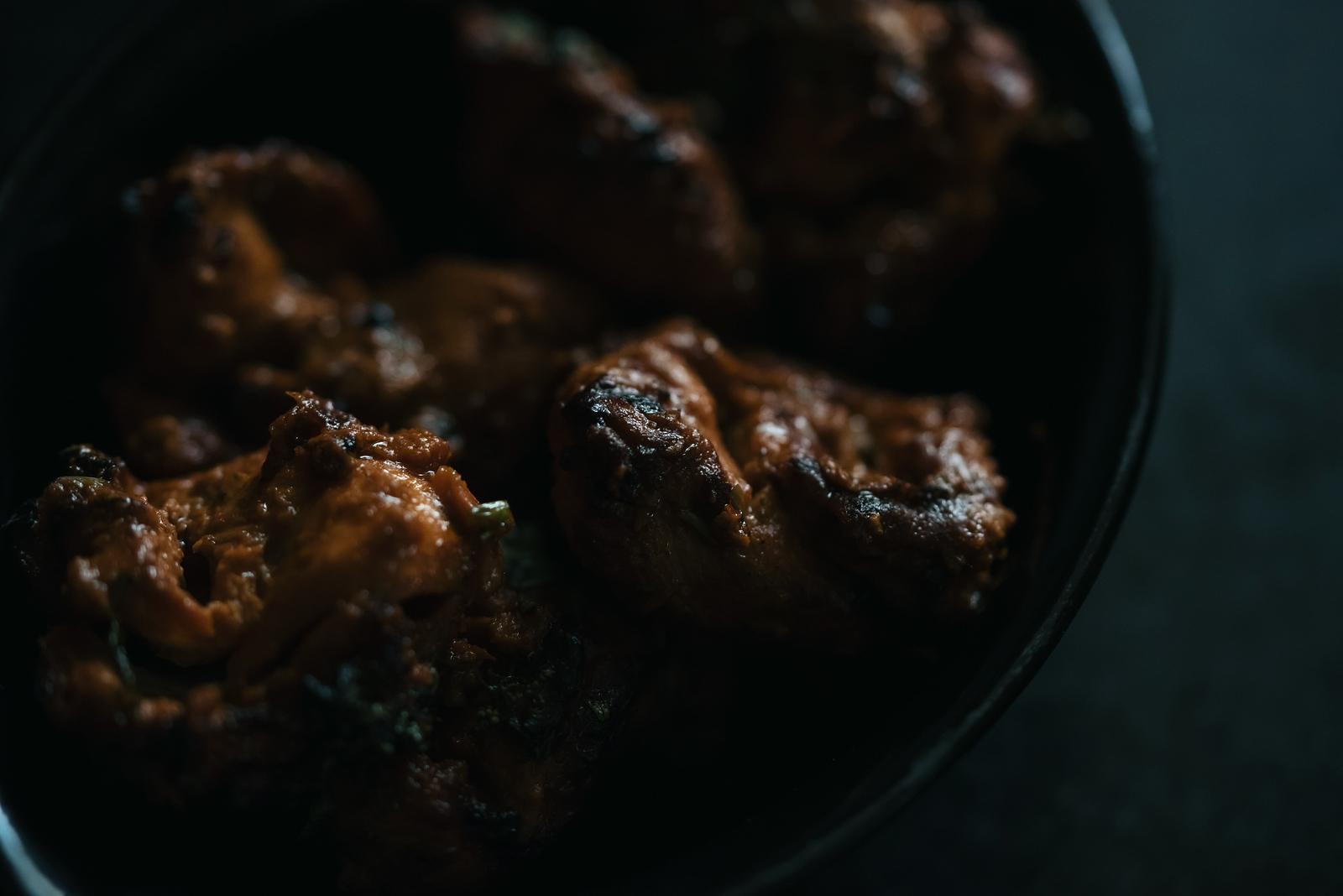 Famous chicken tikka