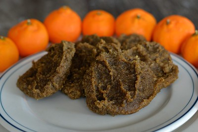 Heather Dane's Raw Vegan Pumpkin Seed Walnut Cookies