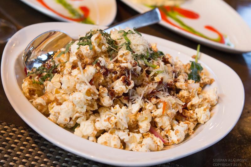 Crop Bistro Flavored Popcorn