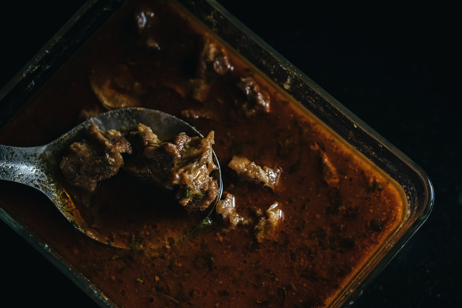 Home made mutton