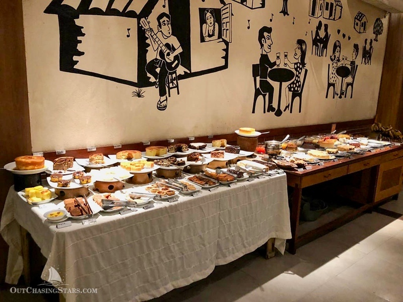 Parraxaxa Buffet in Recife, Brazil