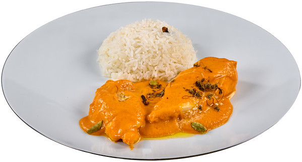 Old Dehli style chicken curry